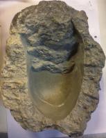 Vattenskål nergrävbar 25 cm
