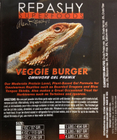 Veggie Burger 2 kg burk