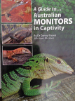 Australian Monitors in Captivity