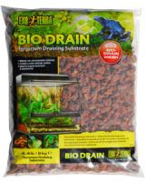 Biodrain substrat