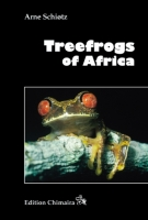 Treefrogs of Africa, Arne Schiöts